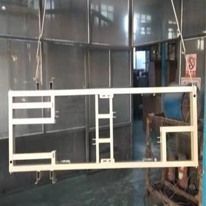 青岛泰宇宸静电喷涂厂家--北关的医疗床喷涂完成