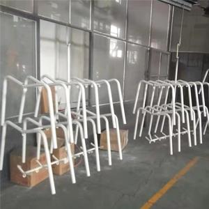 青岛静电喷涂厂家床的边框喷涂完成